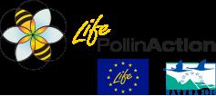 LIFE PollinACTION Logo